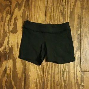 LUCY. Spandex shorts sz medium